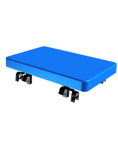 Bio ST Pediatric Linear Solid Seat Insert