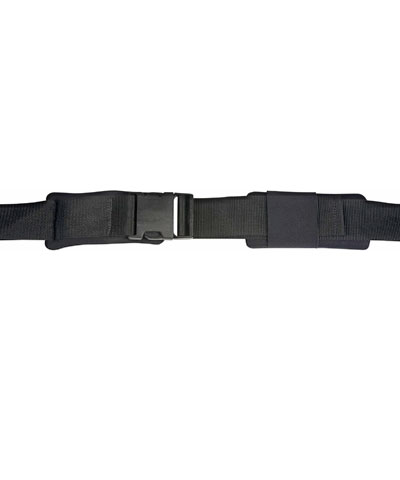 BioForm Positioning Belts, Split Pads, 2 each, Fastex Buckle Closure