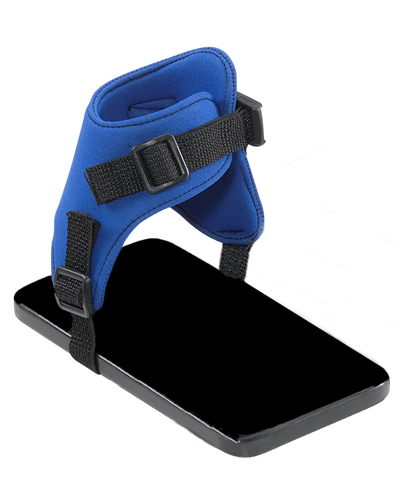 BioForm Ankle Positioner with Adjustable Plate
